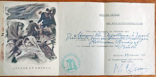 UVV Nederland Geschiedenis