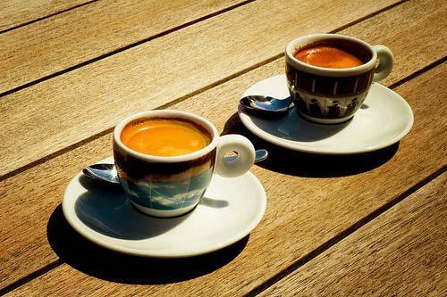 Veenwouden, kopje koffie