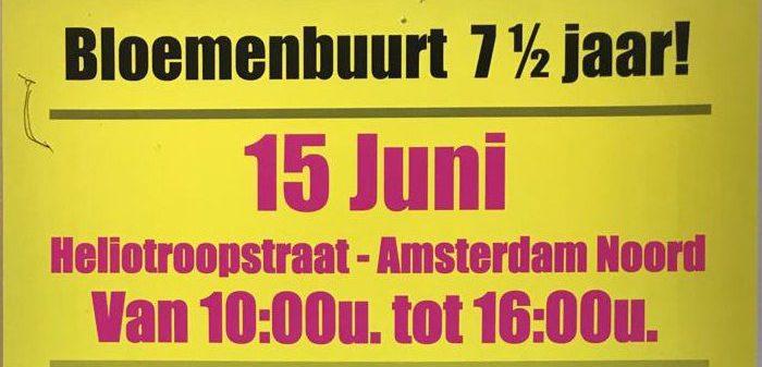 Markt Amsterdam noord