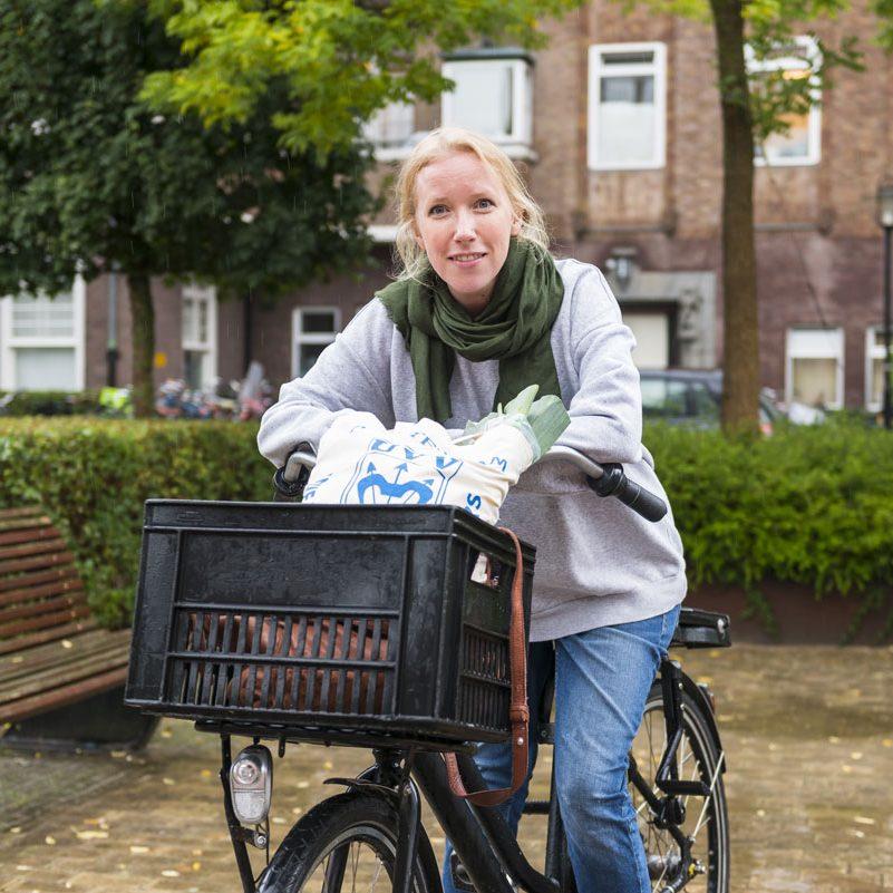 Boodschappendienst UVV Amsterdam